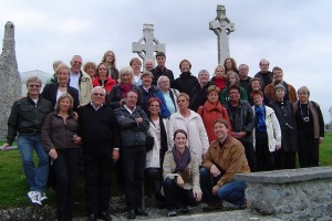 Der Studiochor in Irland